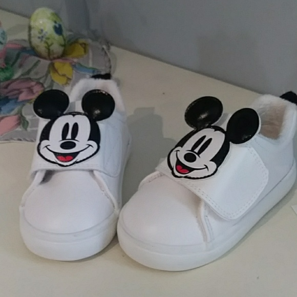 H\u0026M Shoes | Hm Mickey Mouse Shoes Kids